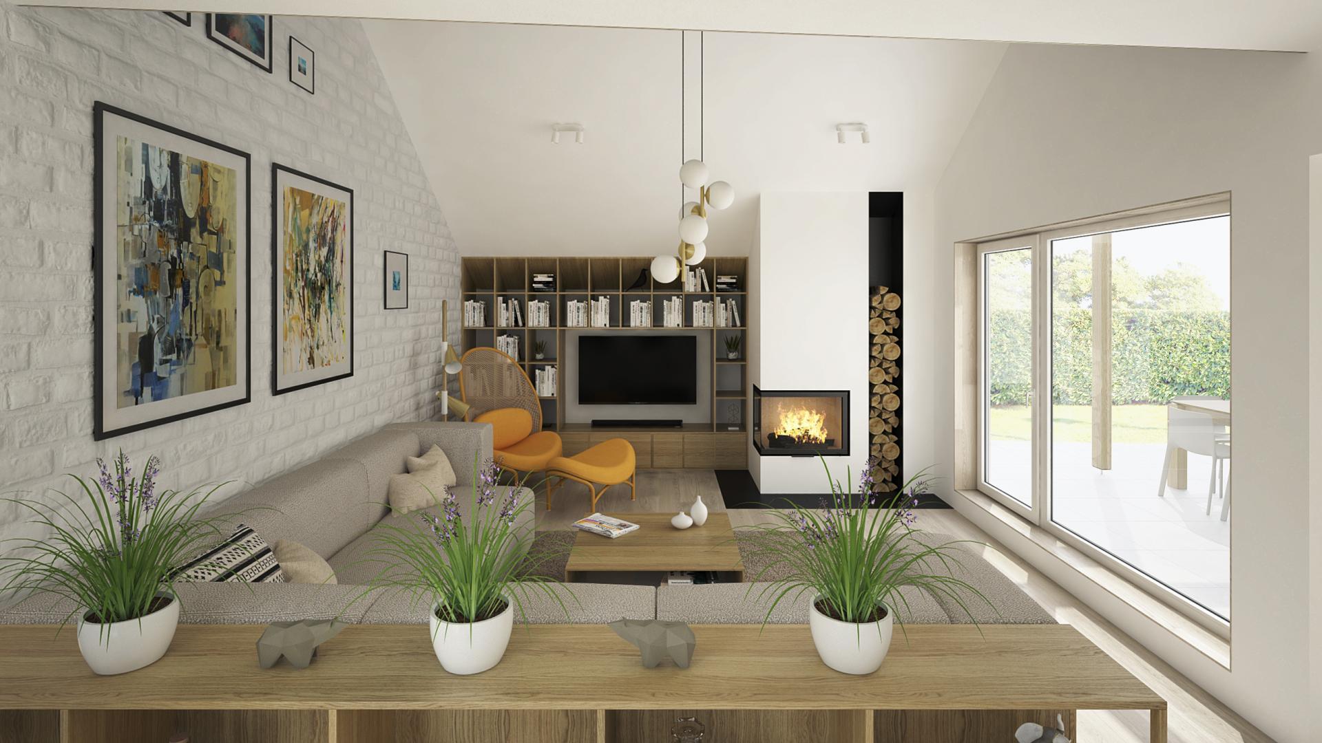 Stupava - rekonštrukcia interiéru rodinného domu