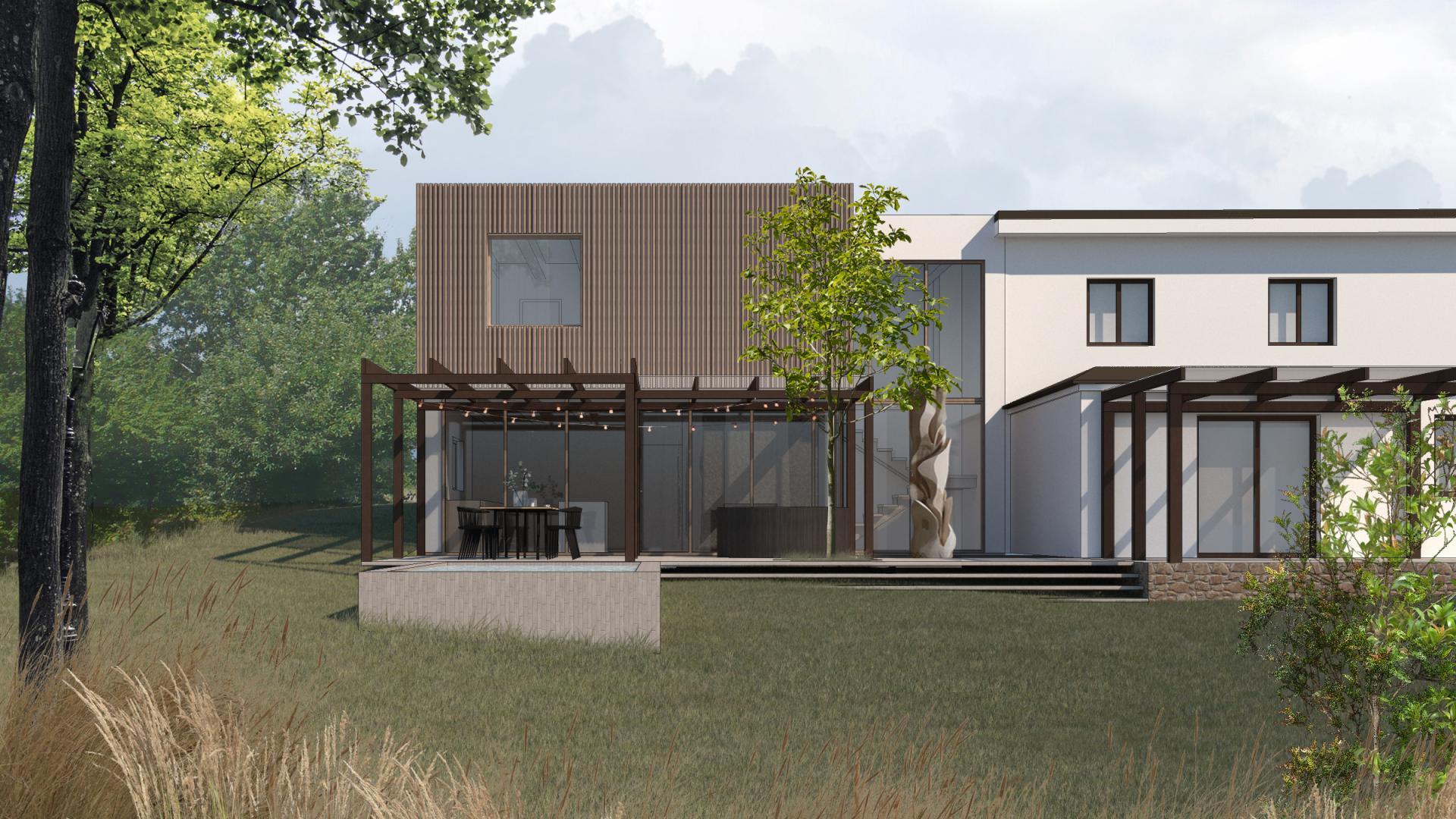 Prístavba rodinného domu - Devínska Nová Ves