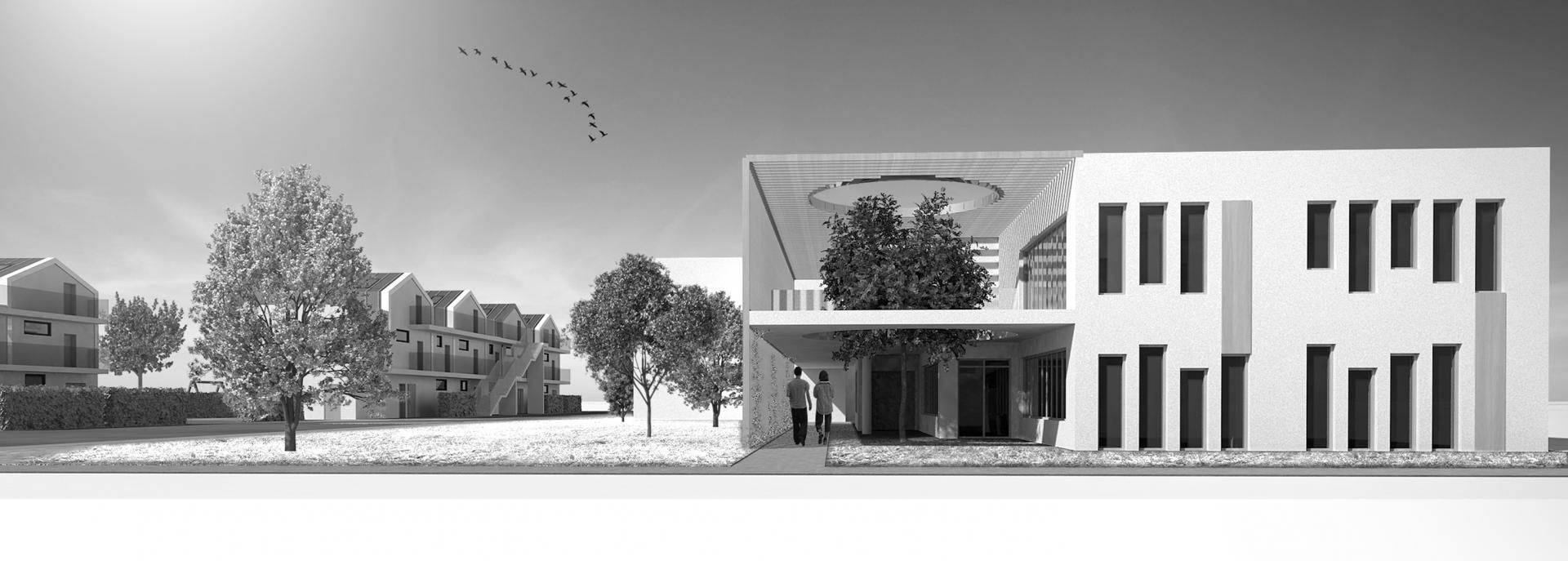 Nájomné bytové domy - Jarok