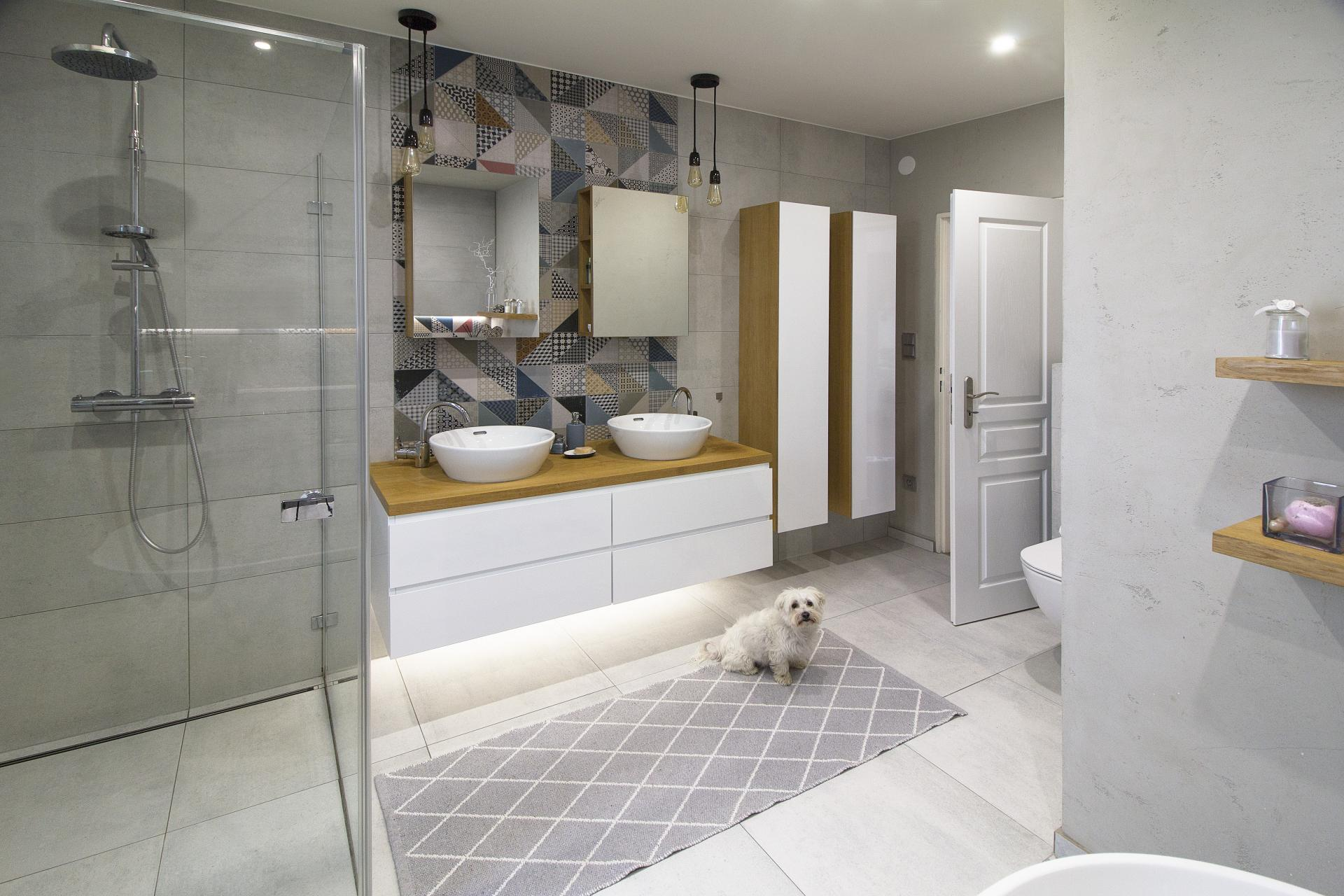 Rekonštrukcia kúpeľne - Nitra
