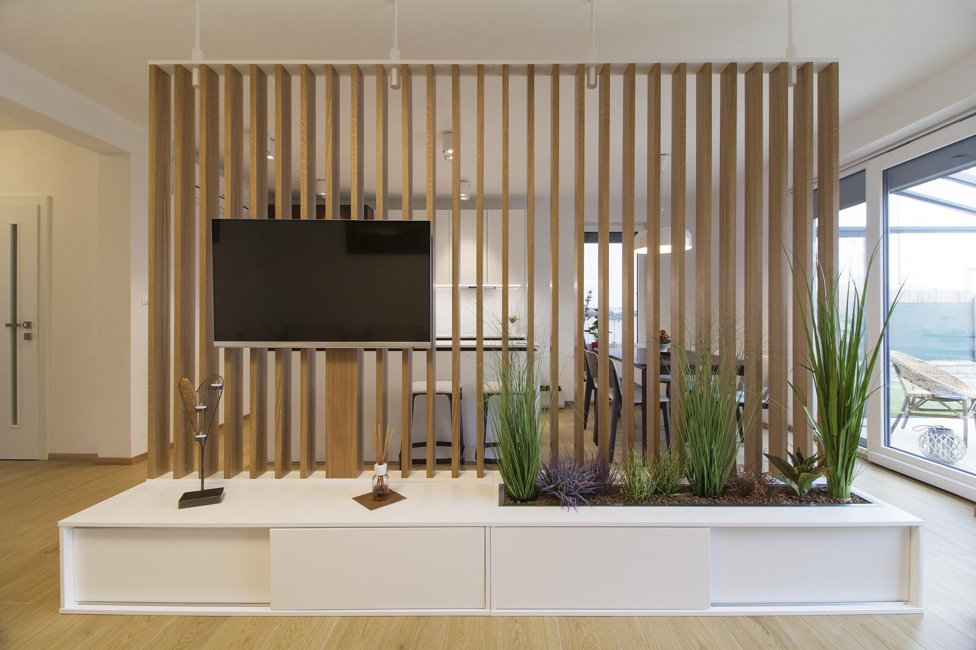 Zariadenie 5-izbového radového rodinného domu - Nitra