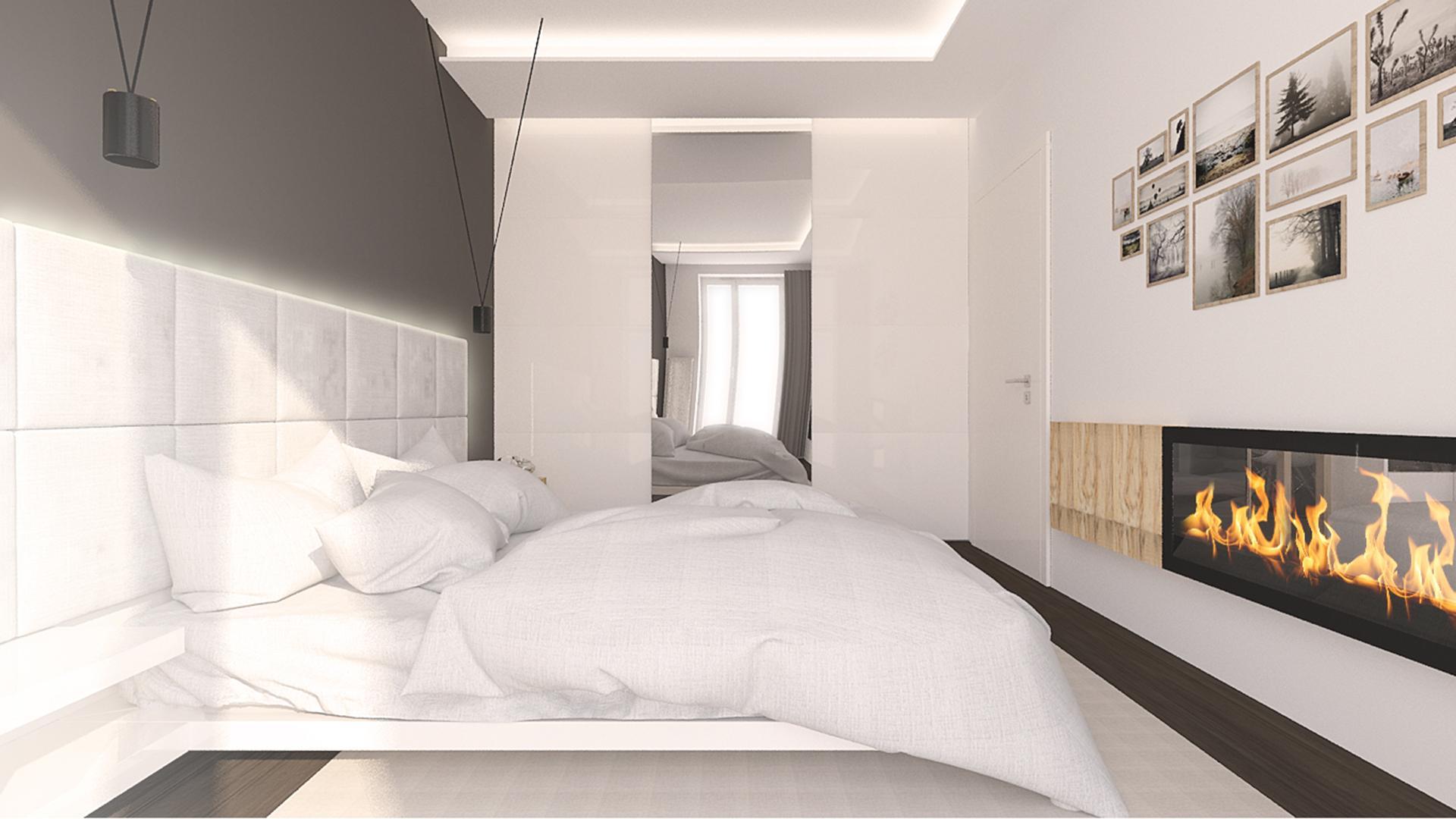Rekonštrukcia 2-izbového bytu - Čierna Voda